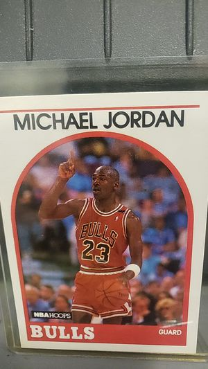 1989 Mint HOOPS JORDAN for Sale in Irving, TX