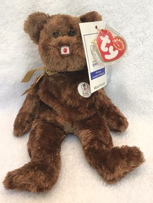 2002 FIFA ty beanie baby Japan 🇯🇵 soccer ⚽️ bear 🐻 for Sale in Roswell, GA