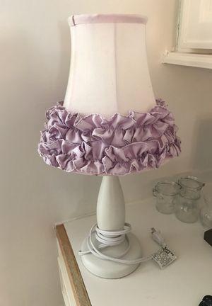 Violet lamp for Sale in Houston, TX