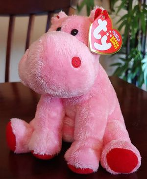 """2010 """"Big Kiss the Hippo"""" Ty Beanie Baby for Sale in Kyle, TX"""