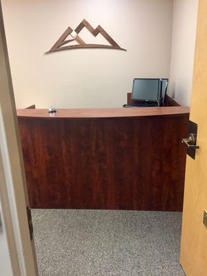 Receptionist Desk for Sale in Anchorage, AK