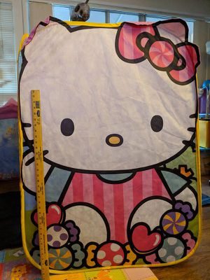Hello Kitty playhut for kids for Sale in Los Angeles, CA