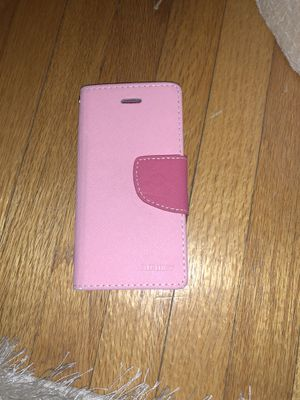 iPhone 5 case / wallet for Sale in San Diego, CA