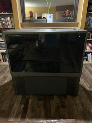 """55"""" Projection TV for Sale in Cleveland, OH"""
