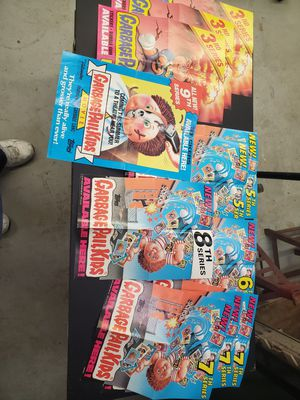 Garbage pail kids lot for Sale in McLean, IL