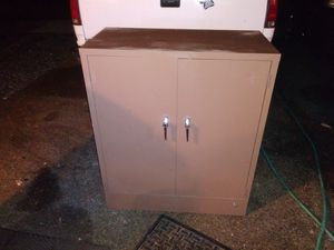 Metal cabinet for Sale in Everett, WA