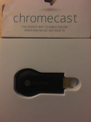 Google Chromecast LIKE NEW!! for Sale in Indianapolis, IN