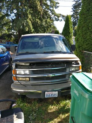 1998 Chevy Express for Sale in Shoreline, WA
