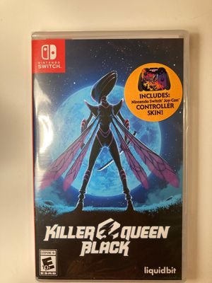 Sealed: Killer Queen Black for Nintendo Switch for Sale in Fremont, CA