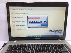 Computer With Programs Alldata and Michael for Sale in Dallas, TX