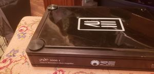 RE audio 3000 watt amp 2300 rms !! for Sale in Summersville, WV