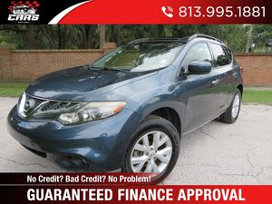 2013 Nissan Murano for Sale in Riverview, FL