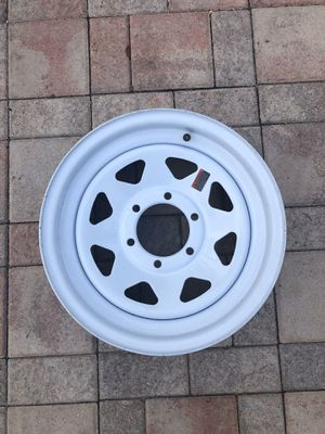 Trailer Tire Rim for Sale in Margate, FL