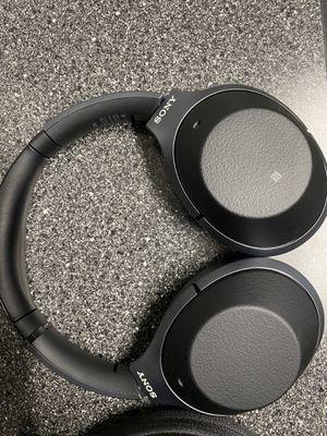 Sony Wireless Headphones- Like New for Sale in San Diego, CA