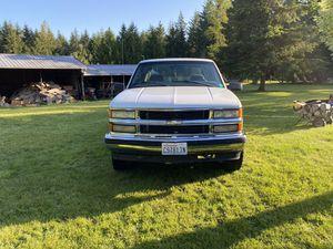 Chevy Silverado 1997 for Sale in Buckley, WA