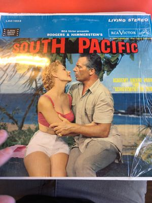 South Pacific soundtrack vinyl for Sale in Denver, CO