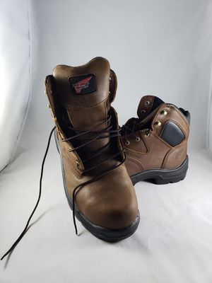 Red wings boots brand new in box for Sale in Portland, OR