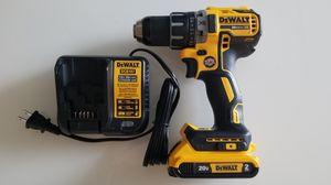 New Dewalt 20-Volt MAX XR Lithium-Ion 1/2 in. Drill/Driver (DCD791) for Sale in Hemet, CA