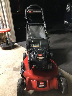 Toro lawnmower for Sale in Attleboro, MA
