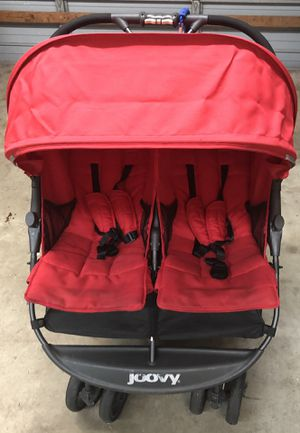 Joovy ScooterX2 Double Stroller for Sale in LAUD LAKES, FL