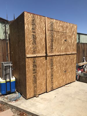wooden shed for Sale in Bakersfield, CA