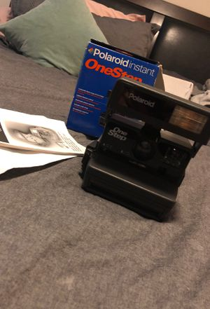 📷Polaroid camera OLDSKOOL. for Sale in Abilene, TX