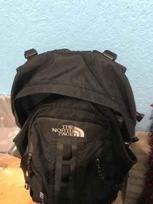North Face Backpack Black Big Shirt for Sale in Tampa, FL