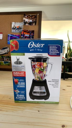 Blender , barely used 👍 for Sale in Port Lavaca, TX