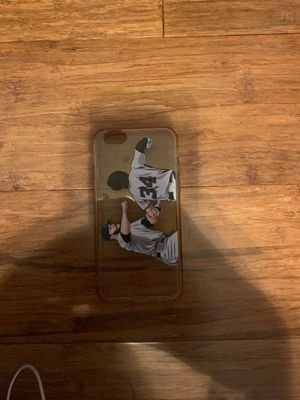 iphone 6/6s bryce harper case for Sale in Spring Valley, CA