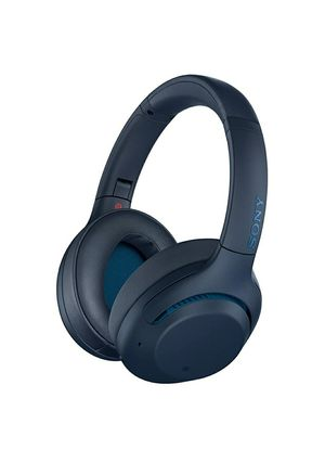 Sony WHXB900N Noise Cancelling Headphones, Wireless Bluetooth Over the Ear Headset - Blue for Sale in Queens, NY