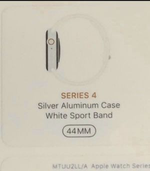 Sealed Apple Watch 4 44MM Cellular + GPS for Sale in Corona, CA