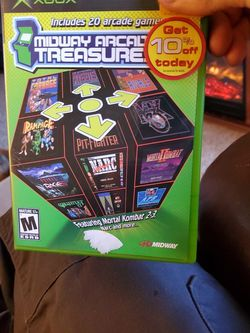 XBOX (20 ARCADE GAMES) for Sale in Vancouver,  WA