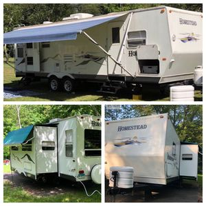 Starcraft Homestead 29SKS Travel Trailer $8700.00/REDUCED TO $8200.00 for Sale in Plymouth, CT