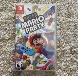 Super Mario Party Nintendo Switch for Sale in Sterling Heights,  MI