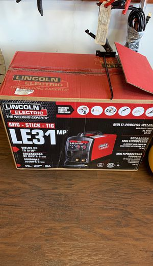 New Lincoln welder LE31 for Sale in Justice, IL
