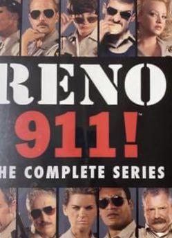 Reno 911 complete series DVD set for Sale in Cumming,  GA
