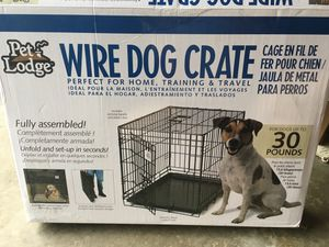Medium Dog Crate for Sale in McHenry, IL