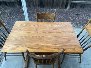 Kitchen Table Set/Dining Table Set for Sale in Pumpkin Center, CA