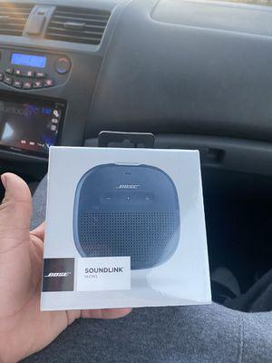 Bose speaker for Sale in Oakland, CA