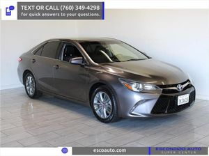 2015 Toyota Camry for Sale in Escondido, CA