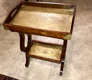 Table / Pier 1 serving table for Sale in Austin, TX