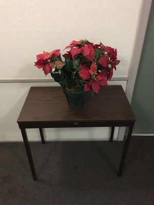 Medium Wooden Table for Sale in Fort Wayne, IN
