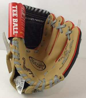 "NEW Rawlings 10"" Youth Baseball Tee Ball Glove Right Hand Throw Players Series for Sale in Land O Lakes, FL"