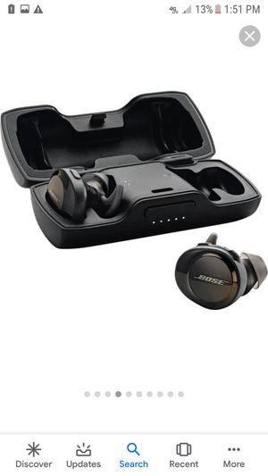 Bose soundsport wireless headphones for Sale in Phoenix, AZ