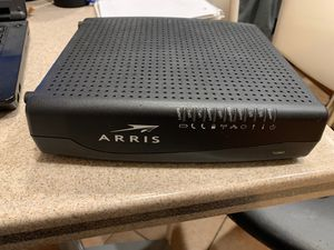 Arris TG862G Wireless DOCSIS 3.0 Cable Gateway Router Modem TG02DH7862 for Sale in Oakland, CA