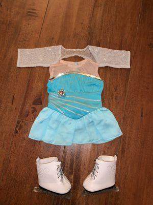 American Girl Doll - Sparkly Skating Set for Sale in Fullerton, CA