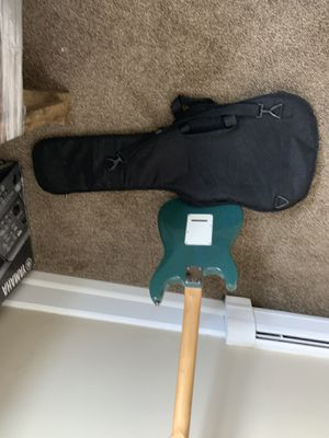 dca506f8255a2 Bass guitar new with case for Sale in Indian Orchard
