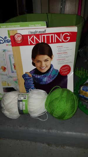 Learn to knit for Sale in Las Vegas, NV
