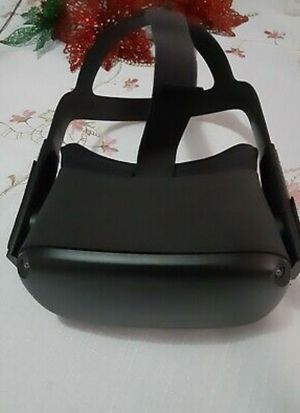 Brand Oculus Features Built-In Audio Model Oculus Quest Color Black UPC 0815820020288. Used. An item that has been used previously. The item may have for Sale in Pine Bluff, AR