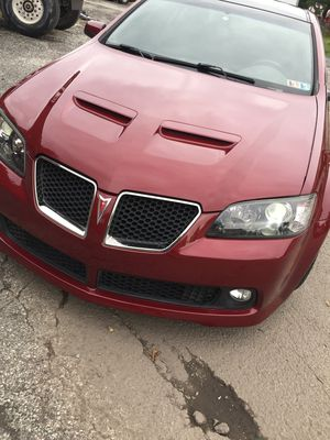 09 Pontiac g8 gt for Sale in Pittsburgh, PA